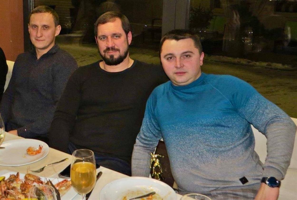 Вадим Симчера, Валерий Пересоляк, Евгений Плавайко