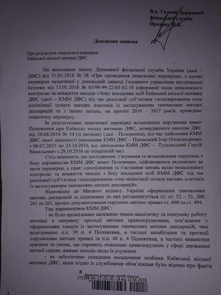 Преступная деятельность одиозного таможенника Сергея Тупальского стоила бюджету 815 миллионов